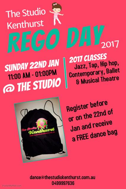Kenthurst rego day 2017